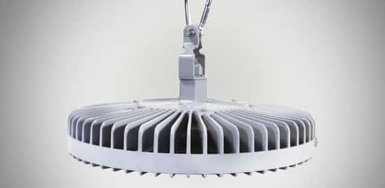 High Bay Vigilant LED Dialight: suspension industrielle garantie 10 ans