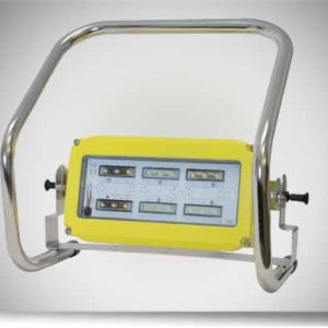 Bulkhead LED ATEX Transportable Dialight