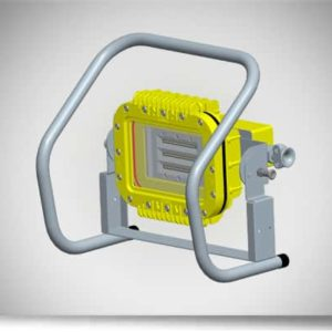 Area Light LED ATEX Transportable Dialight