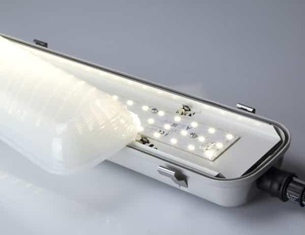 Process evolution solutions d 39 clairage led pour l for Luminaire exterieur etanche