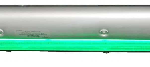 Nouveau linéaire étanche LED ATEX / IECEx pour douche de sécurité